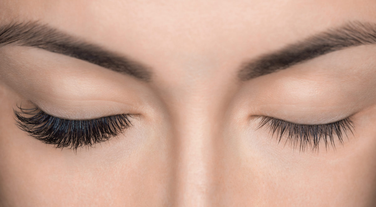 Eyelash Extensions A Hot New Trend Nail Salons Scottsdale