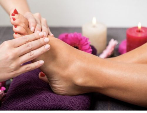 HOW TO HAVE AN IMPECCABLE PEDICURE