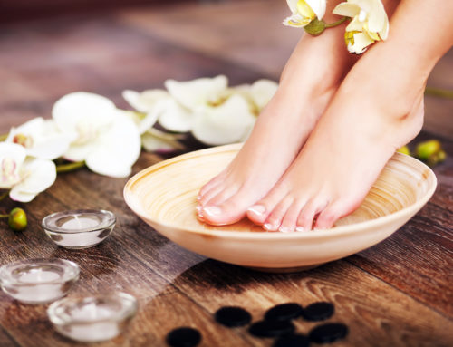 WHY YOU SHOULD GET A SPA PEDICURE