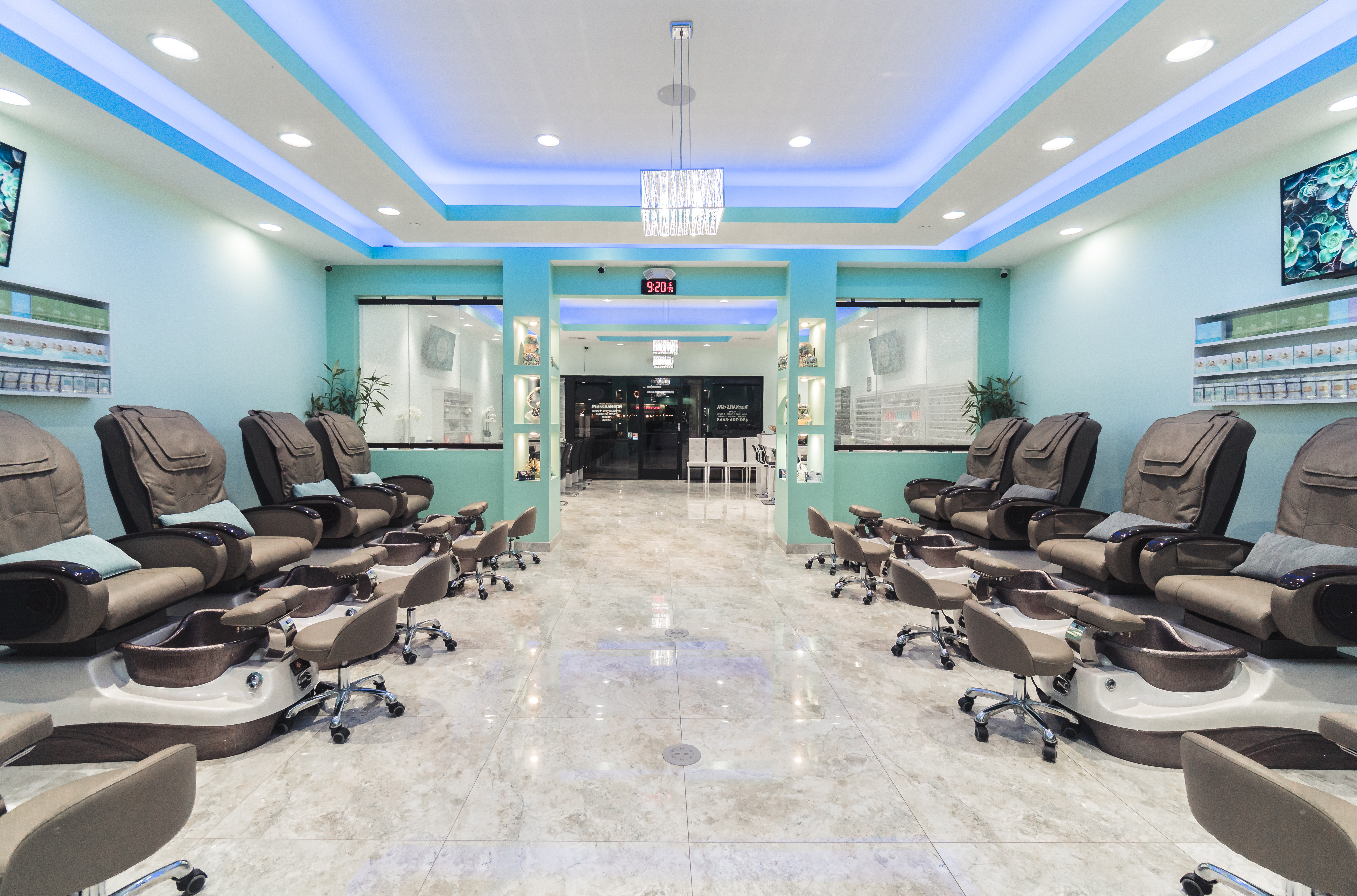 About Us | Luxe Nail & Spa